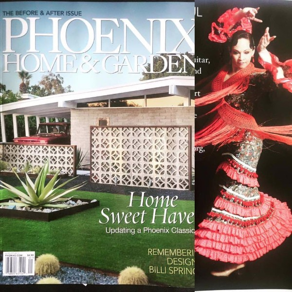 Phoenix Home and Garden Aug 2017